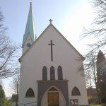 Albrechtice u Českého Těšína <br>Kostel sv. Petra a Pavla