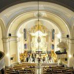 Bystřice – Evangeliský kostel SCEAV