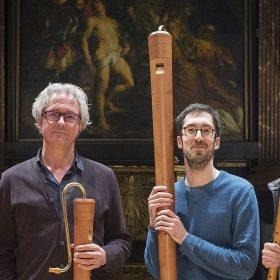 Bach / Fantazie a umění flétny