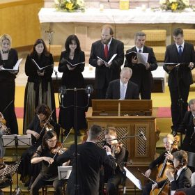 DRÁŽĎANSKÉ ŽALMY <hr> Zelenka / Psalmi Vespertini IV