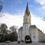 Třinec <br> Evangelický kostel SCEAV