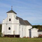 Karviná – The leaning Church of St Peter of Alcantara