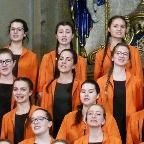 Bach, Händel / Dětský sbor Ondrášek a Eva Dřízgová