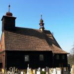Řepiště – filiální kostel sv. Michaela Archanděla