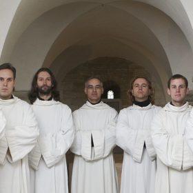 HUDEBNÍ ŽIVOT UNIVERZITY KARLOVY <hr> Schola Gregoriana Pragensis