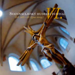 St. Wenceslas Music Festival 2009