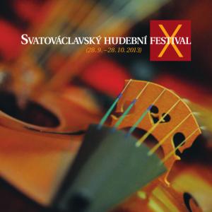 Svatováclavský hudební festival 2013