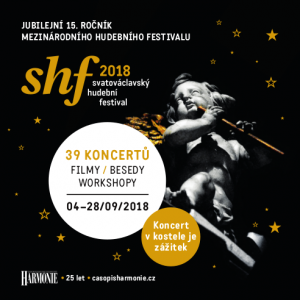St. Wenceslas Music Festival 2018