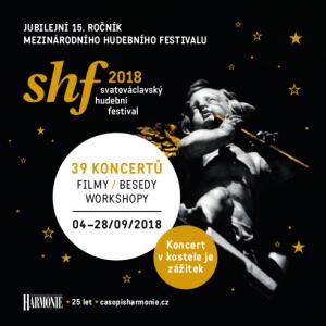 Svatováclavský hudební festival 2018