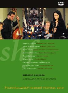 DVD Svatováclavský hudební festival 2010