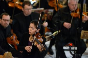 25. 2. 2018, Ostrava-Pustkovec, Czech Virtuosi, Esther Yoo