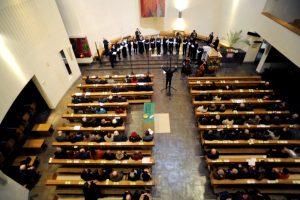 24. 3. 2018, Ostrava-Zábřeh, Ensemble Versus, Musica Figuralis