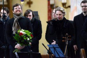 25. 3. 2018, Bolatice, Ensemble Versus, Vladimír Maňas