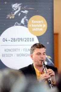 21. 4. 2018, Příbor-Piaristický klášter Stadlerovo kvarteto, Martin Gurbal´