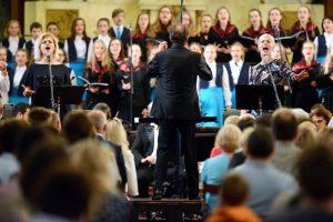 13. 5. 2018, Ostrava-Mariánské Hory, Moravská filharmonie Olomouc, Paolo Gatto