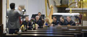 9. 6. 2018, Ostrava-Stará Bělá-Husův sbor, Bennewitzovo kvarteto, Jana Boušková, Igor Františák, Jan Ostrý