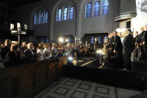 15. 6. 2018, Ostrava-Kristův kostel, Ondřej Havelka, Melody Makers