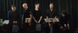 8. 12. 2018, Opava-Klub Art, Jaromír Honzák Quintet