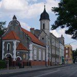 Gliwice – Evangelický kostel Martina Luthera