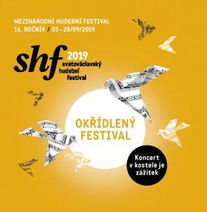 Svatováclavský hudební festivaů 2019