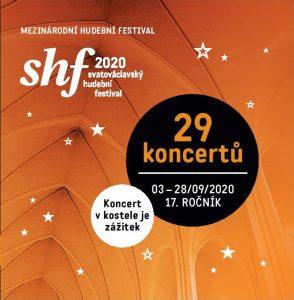 Svatováclavský hudební festival 2020